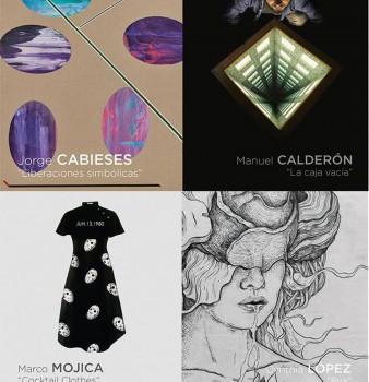 EXPOSICIONES SIMULTÁNEAS DE LA GALERÍA EL MUSEO