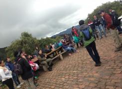Salida de Campo, Reserva Biológica El Encenillo, Guasca – Cundinamarca