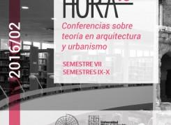 Hora 10 Parte 2: Conferencias sobre arquitectura /2016-02