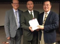 """El Programa Administración de Empresas, realizo la conferencia """"Relaciones y Oportunidades Comerciales Colombia – Taiwán"""""""