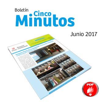 Boletín 5 Minutos Junio 2017