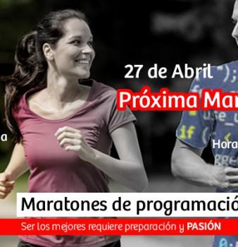 #Maratones de programación