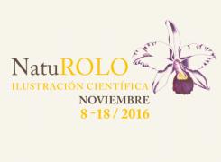 Naturolo / Exposición de ilustración científica / 8 – 18 Nov / 2016