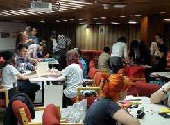 AGRADECIMIENTOS A TODOS LOS PARTICIPANTES Y COLABORADORES DEL EVENTO 2D+