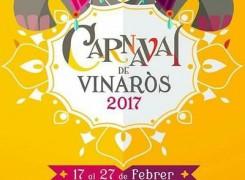 CONCURSO DE CARTELES DE CARNAVAL DE VINARÒS