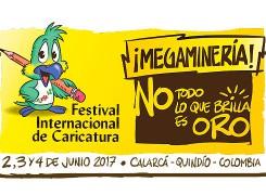 CONVOCATORIA: FESTIVAL INTERNACIONAL DE CARICATURA