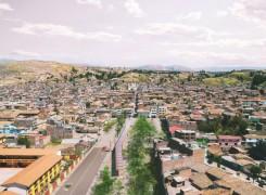 PRIMER LUGAR CONCURSO 'ALAMEDA CLODOALDO' EN JAUJA, PERÚ