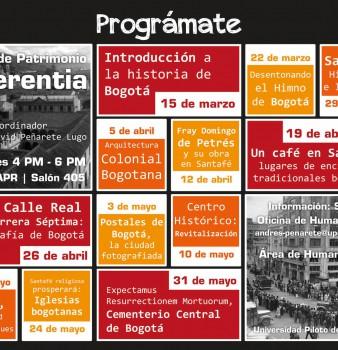 Taller de Patrimonio: Haerentia I-2017