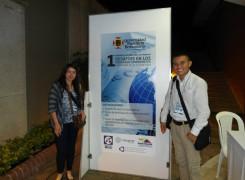 Primer puesto, mejor ponencia en la Universidad Pontificia Bolivariana, Bucaramanga estudiantes Ingeniería Financiera.