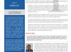 Boletín Psicoegresados- Febrero 2017