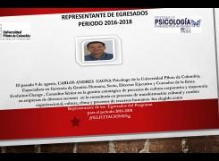 REPRESENTANTE DE EGRESADOS PERIODO 2016-2018