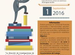 SEGUNDO ENCUENTRO INTERNACIONAL DE JÓVENES INVESTIGADORES