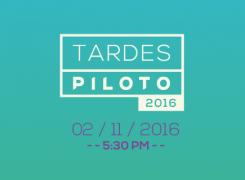 Tardes Piloto 2016 / Proyectos tipo, estrategia de estandarización de proyectos