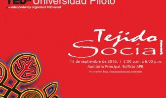 TEDx UNIVERSIDAD PILOTO 2016
