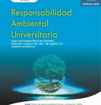 TEDx GIRSA – III Foro Responsabilidad Ambiental Universitaria