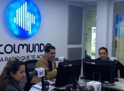 Entrevista Colmundo Radio