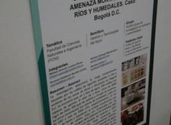 """¡Ganadores! en el 4to encuentro de Semilleros Ciencia, Arte e Innovación"""" organizado por la Universidad Jorge Tadeo Lozano."""