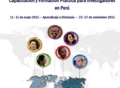 Capacitaciones y practicas en Perú