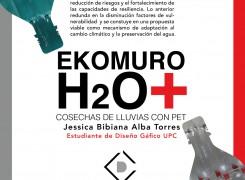 CÁTEDRA ABIERTA: EXPERIENCIAS DEL PROYECTO EKOMURO H2O