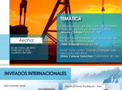 Conferencia internacional de Energía
