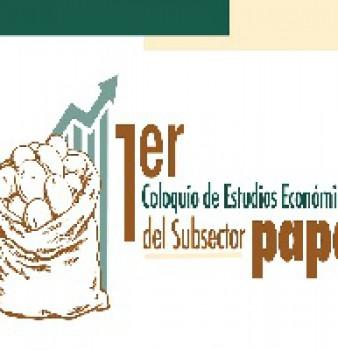 ¡Invitación! 1er Foro Económico del Subsector Papa.