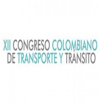 XII Congreso Colombiano de Transporte y Tránsito.