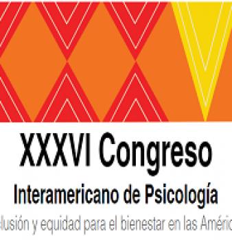 XXXVI Congreso Interamericano de Psicología.