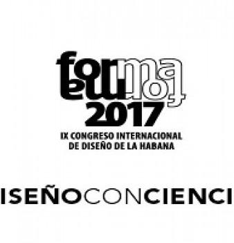 Libro: IX Congreso Internacional de Diseño de la Habana, Forma Habana 2017.