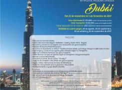 Reunión informativa Dubái 2017