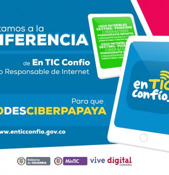 Conferencia En TIC Confío