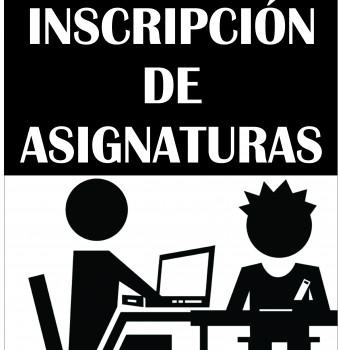 INSCRIPCIÓN DE ASIGNATURAS ING. CIVIL 2017-1