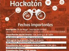 Hackatón info