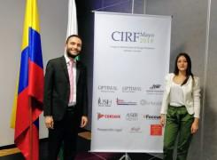 Participación Congreso Internacional de Riesgo Financiero 2018 – CIRF2018.