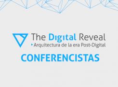 CONFERENCISTAS XI SEMINARIO INTERNACIONAL: THE DIGITAL REVEAL