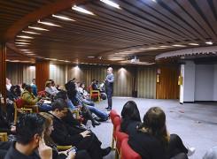 INDUCCIÓN DE ESTUDIANTES DE DISEÑO 2016-1