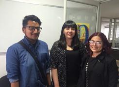 ESTUDIANTE DE INTERCAMBIO EN DISEÑO DE ESPACIOS Y ESCENARIOS