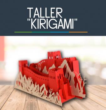 "Taller ""Kirigami"""