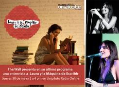 """Entrevista """"Laura y la Máquina de Escribir"""""""
