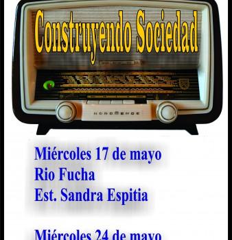 Programa de Radio Construyendo Sociedad