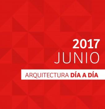 DÍA A DÍA ARQUITECTURA / CRONOGRAMA / JUNIO – 2017