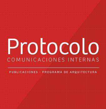 Protocolo de comunicaciones y publicaciones / 2017