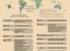CONVOCATORIA ABIERTA ESTUDIANTES DE PREGRADO PARA INTERCAMBIOS EN EL EXTERIOR (SEGUNDO SEMESTRE 2.015)