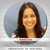 Nueva Representante de los Estudiantes (Ing. de Mercados)