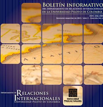 Boletín Informativo No.6