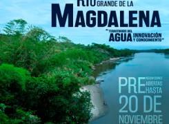 """las preinscripciones del XXIII Taller Internacional 2015 """"Expedición Rio Grande de la Magdalena"""""""