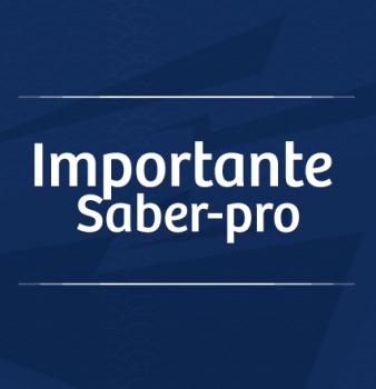 FECHAS DE APLICACIÓN DEL EXAMEN SABER-PRO: SEGUNDO SEMESTRE DE 2018