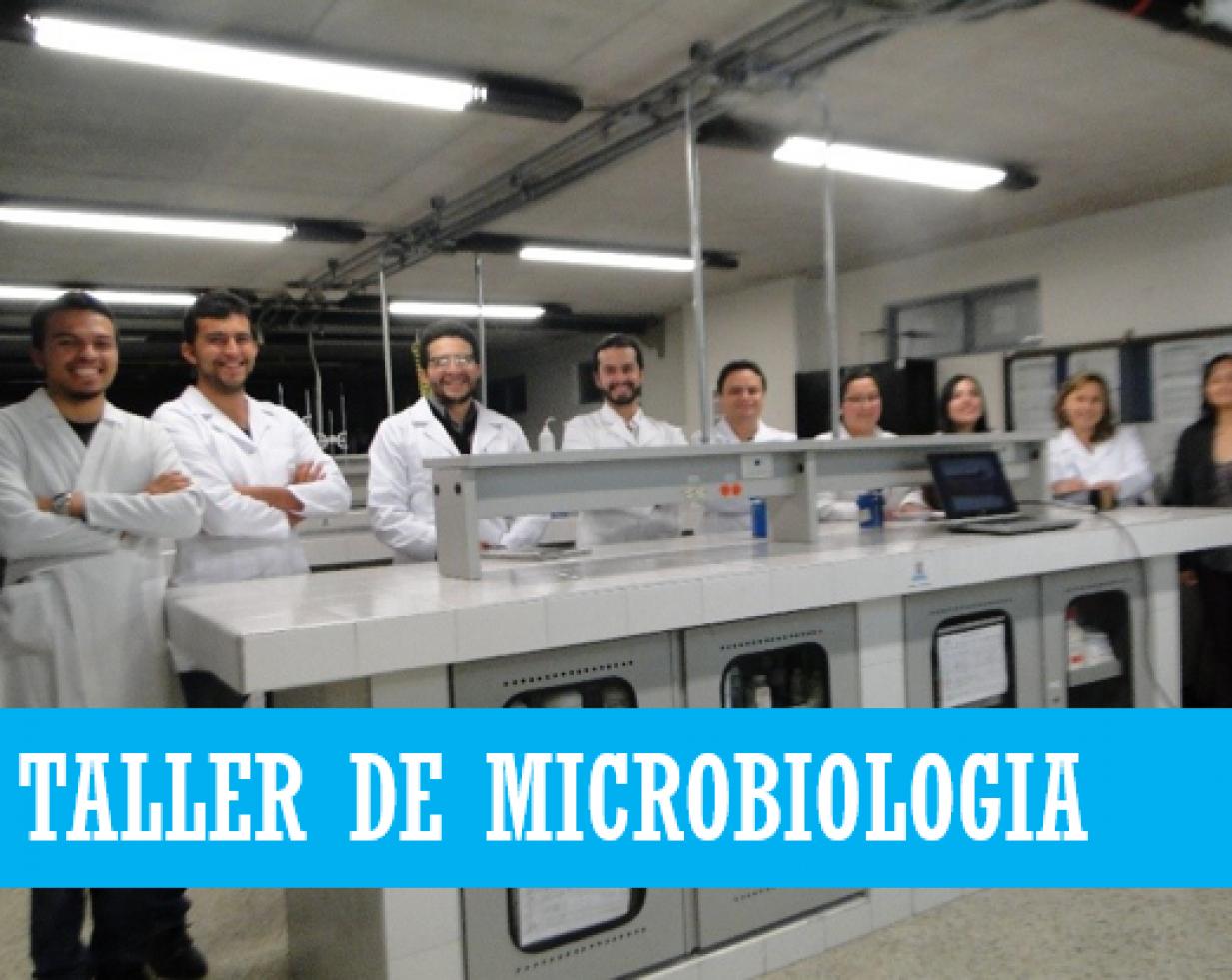 taller microbiol