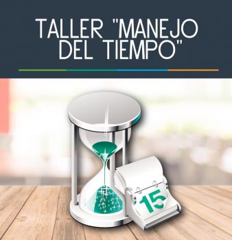 """Taller """"Manejo Del Tiempo"""""""