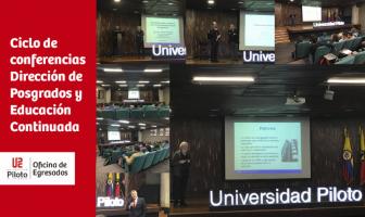 Ciclo de Conferencias – 55 años Unipiloto.